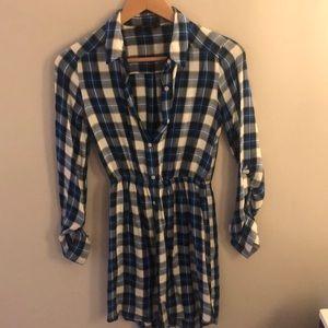Flannel dress/tunic